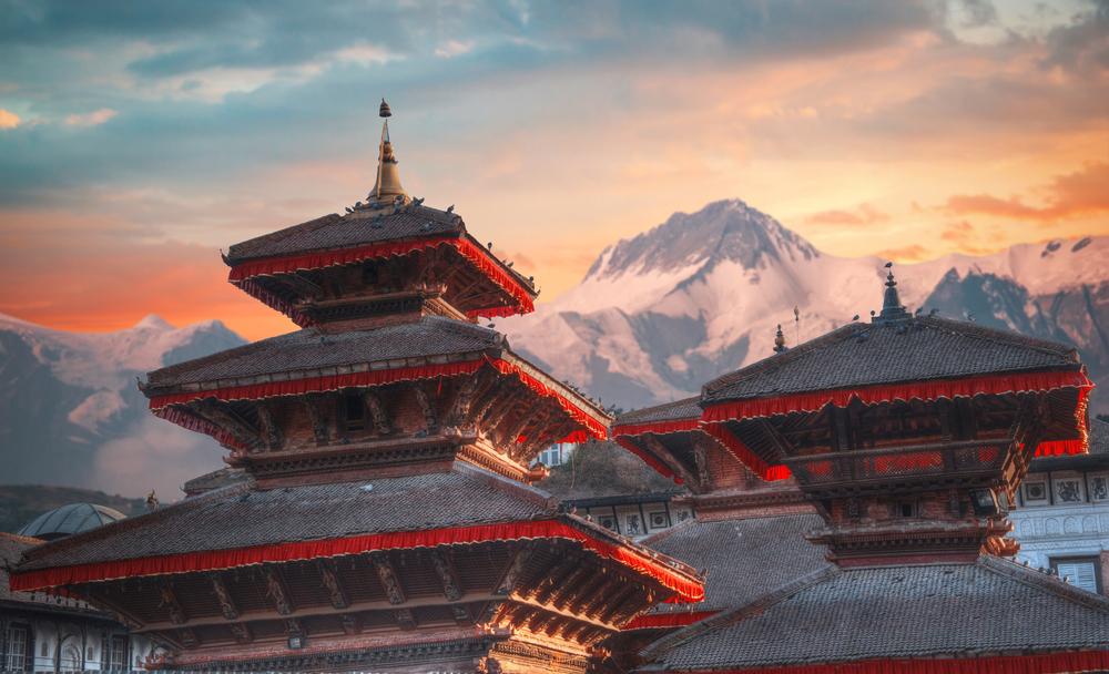 Непал с «Калипсо Украина». Полет над Эверестом! Экскурсии, проживание в отелях!