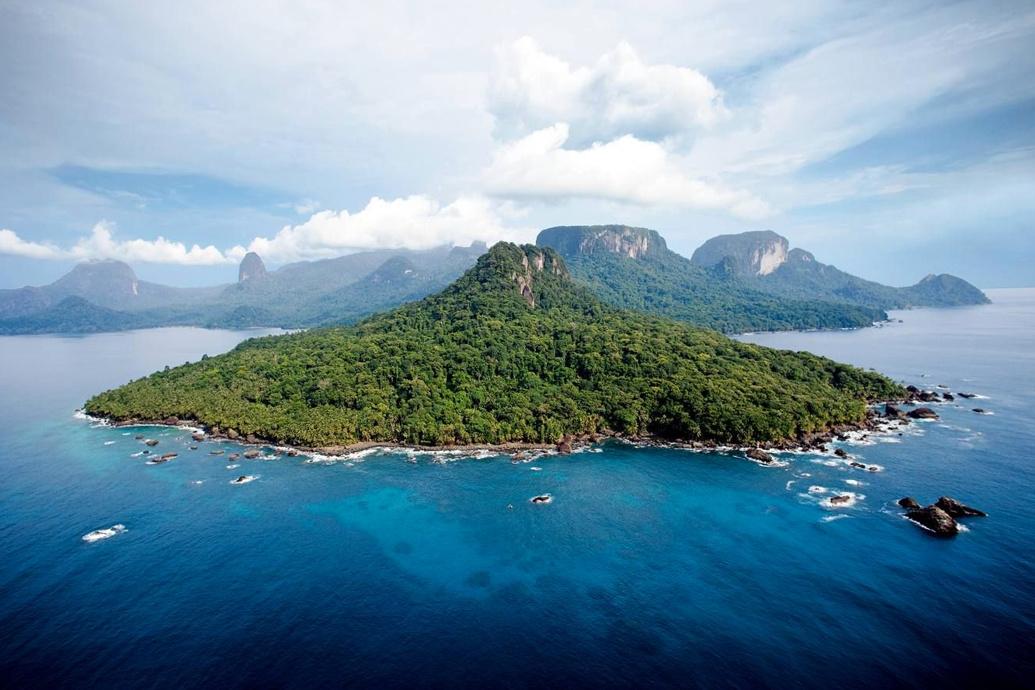 Экспедиция на острова Сан-Томе и Принсипи с «Калипсо Украина»