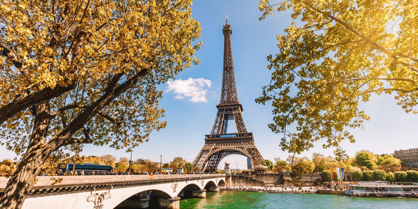 Парижский Шарм — недельный авиа тур