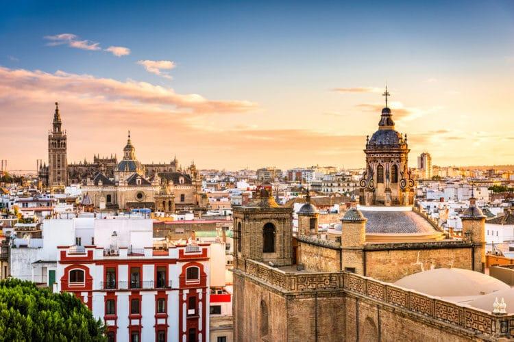 Вся Андалусия в одном туре (Севилья, Гранада, Малага по программе). Только одна дата тура 10.10.2021!