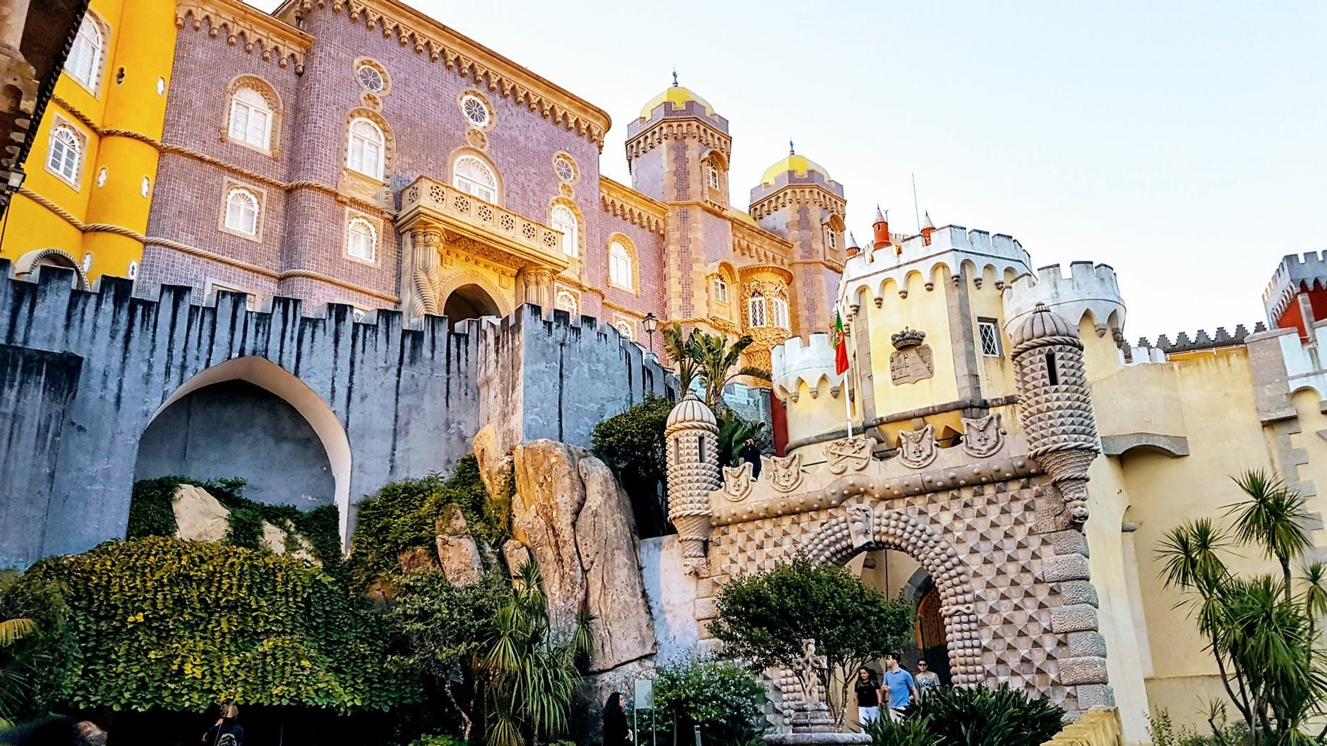 Новый Год и Рождество 2022 в Португалии (семь экскурсионных дней, одна из самых насыщенных программ). Под прямой рейс а/к Sky Up!