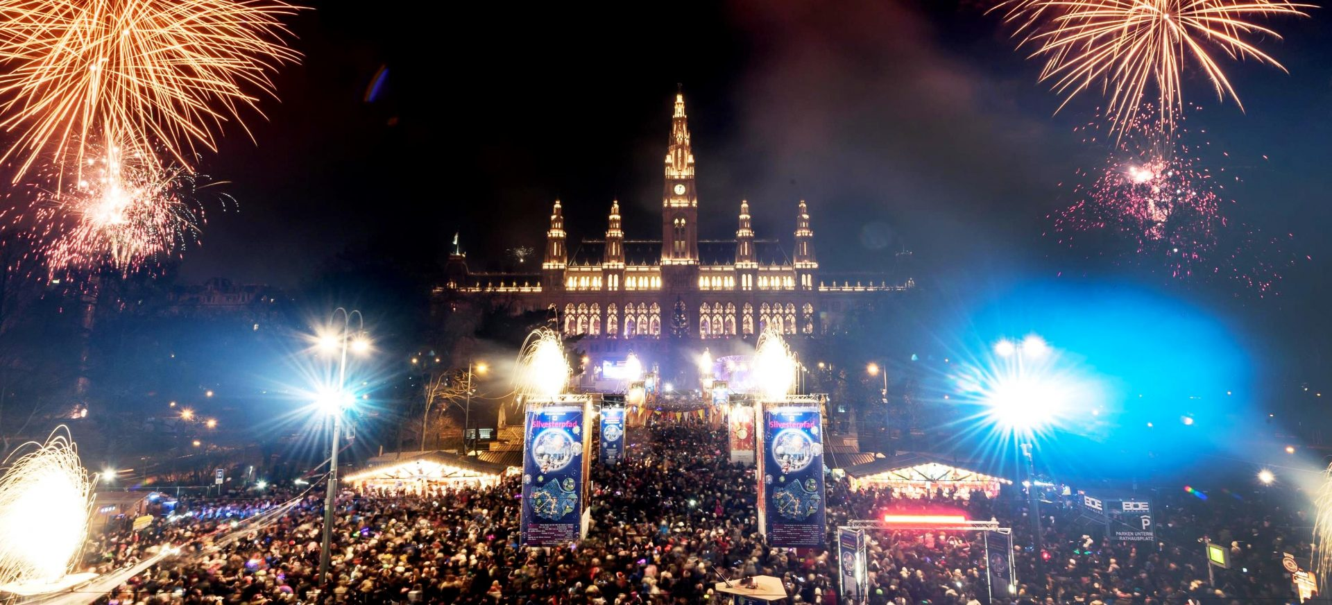 Новый год 2019 в Вене! Эконом-вариант!