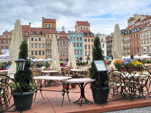 Майский викенд:  Варшава, Гданьск, Мальборк!