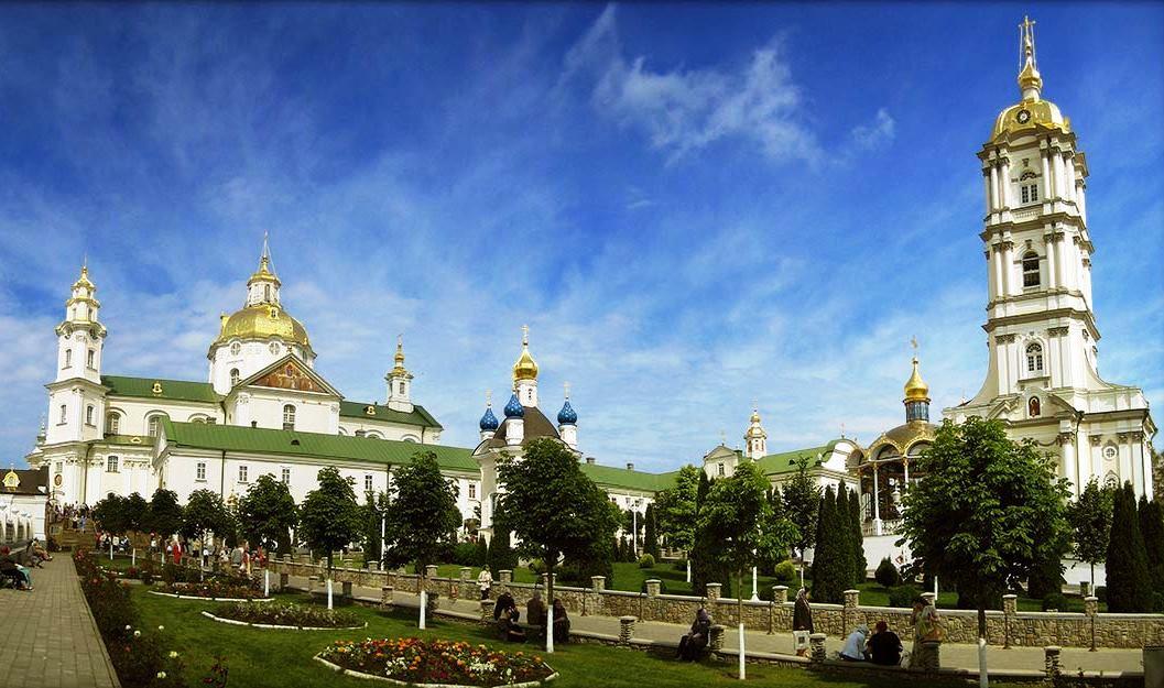 Тур в Почаевскую Лавру на выходные из Киева!