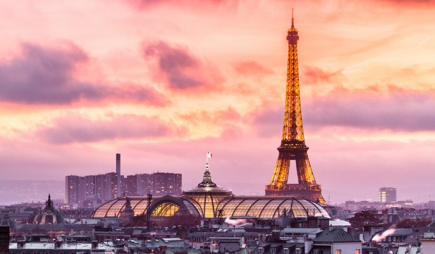 Weekеnd в Париже (4 дня/3 ночи)