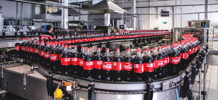 Все будет Cola! Экскурсия на завод Coca-Cola
