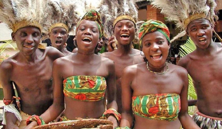 Культурное наследие Ганы
