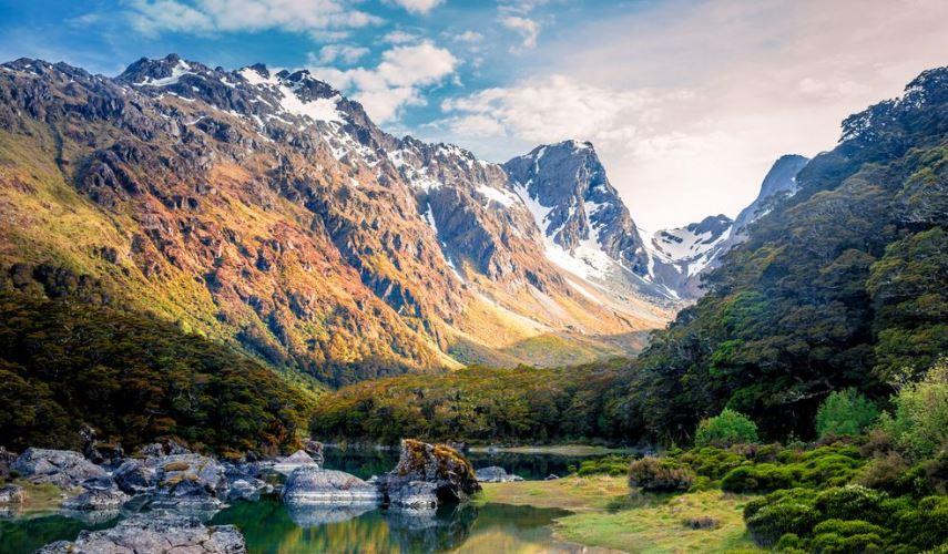 Классическая Новая Зеландия (индивидуальный тур)