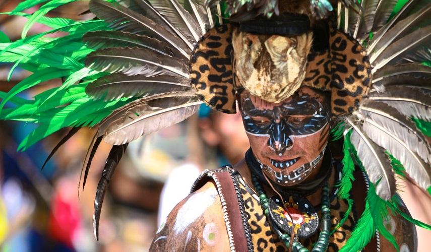 Магическая Мексика-тур от Мехико к Канкуну на майские праздники!