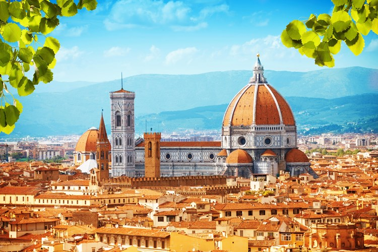 Гранд Тур по Италии