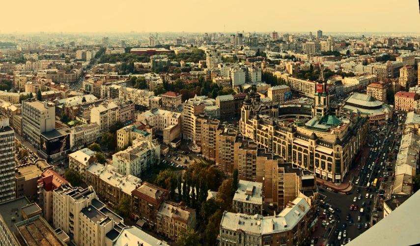 Выходные в Киеве + поездка на фабрику янтаря
