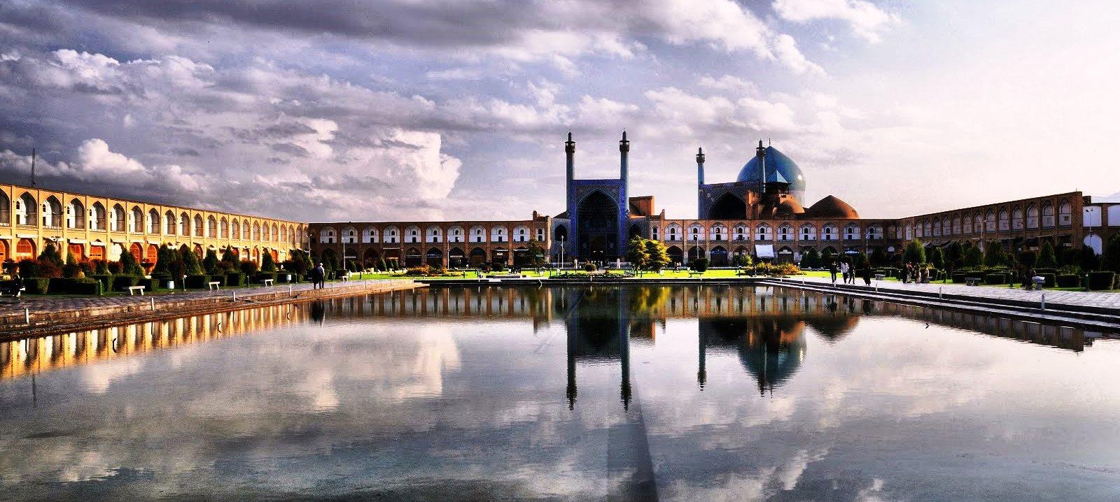 Тур в Иран. Часть 1: Тегеран и Кашан