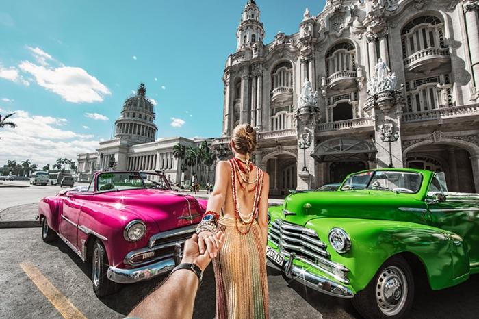 Белоснежные пляжи Кубы на крыльях Air France! Авиабилеты уже в стоимости!