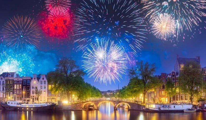 Новый Год в Амстердаме 7 дней/6 ночей! Автобусный тур без ночных переездов