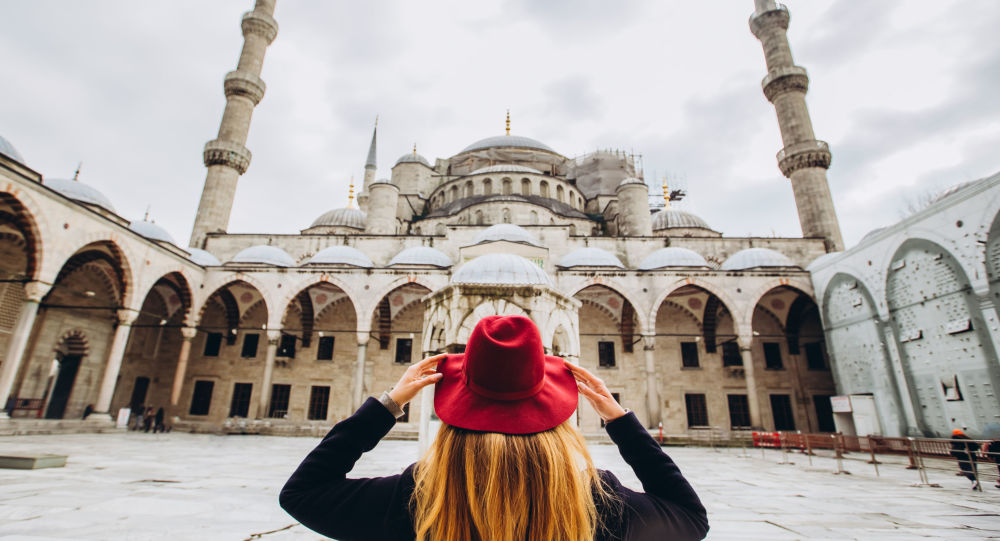 Week-end в Стамбуле! Отличный вариант по приемлемой цене!