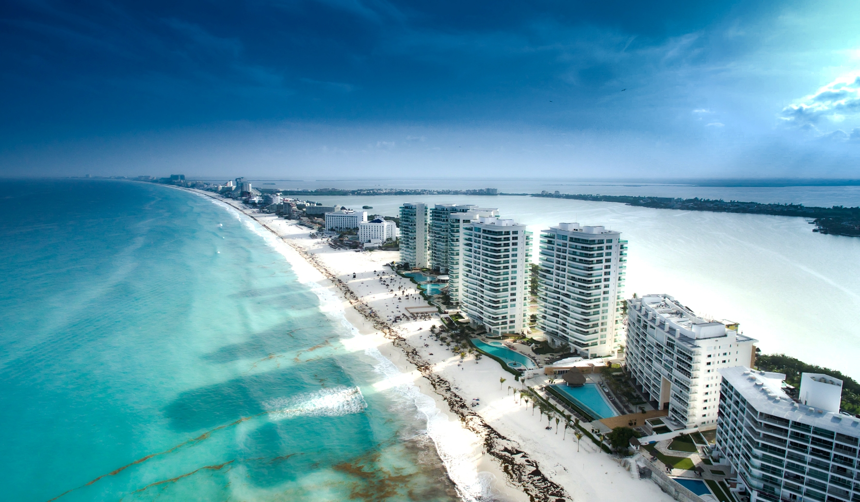 Отдых в Канкуне + Гавана – тур Мексика+Куба!