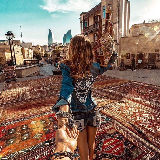 Майские эмоции Азербайджана