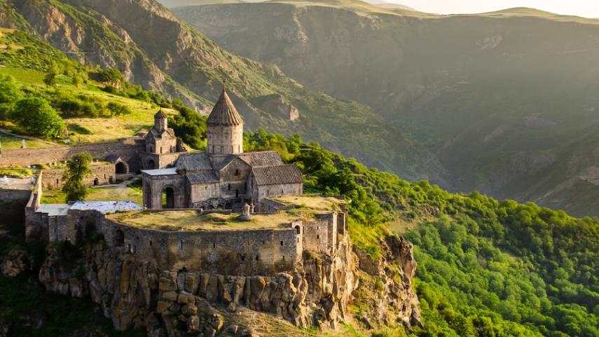 Солнечные истории Армении (6 дней/5 ночей)