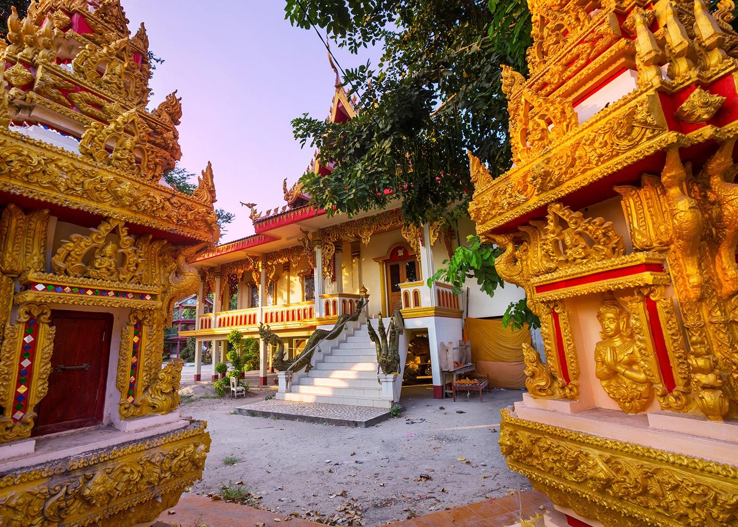 Выходные в Лаосе