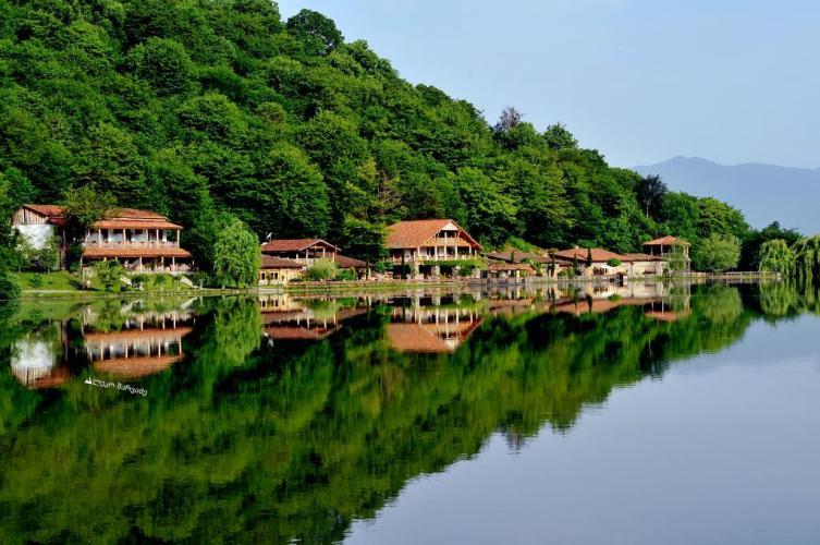 Выходные в райском уголке Грузии, на озере Лопота!VIP-ТУР