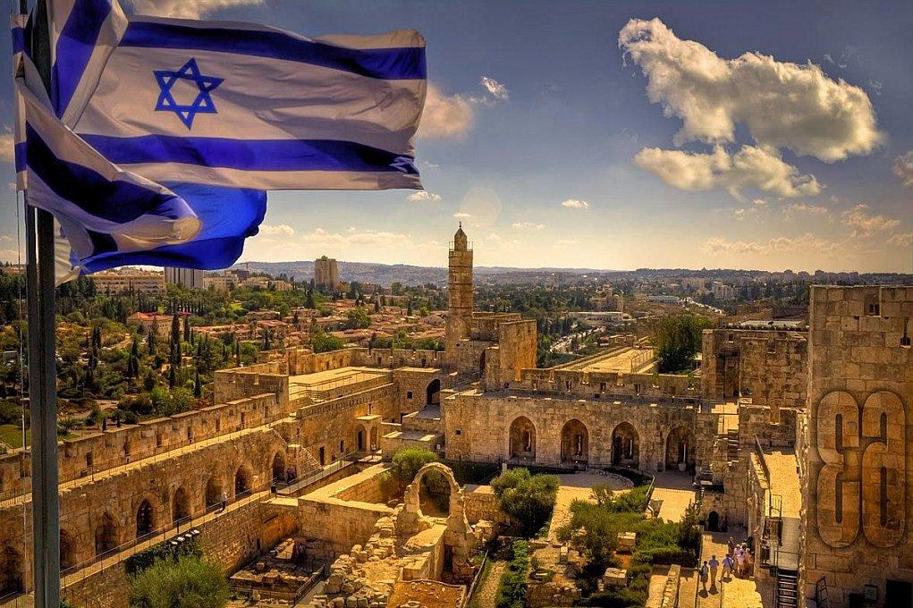 Весь Израиль за 11 ночей