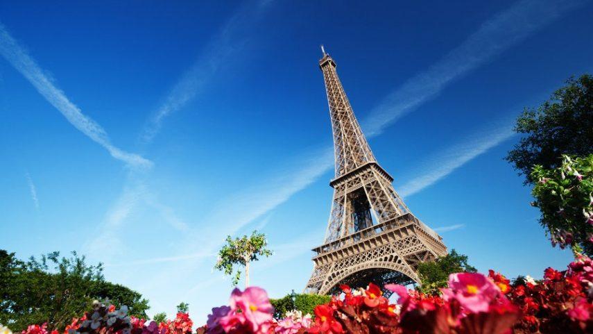 Weekеnd в Париже