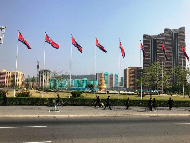 тур Северная+Южная Корея