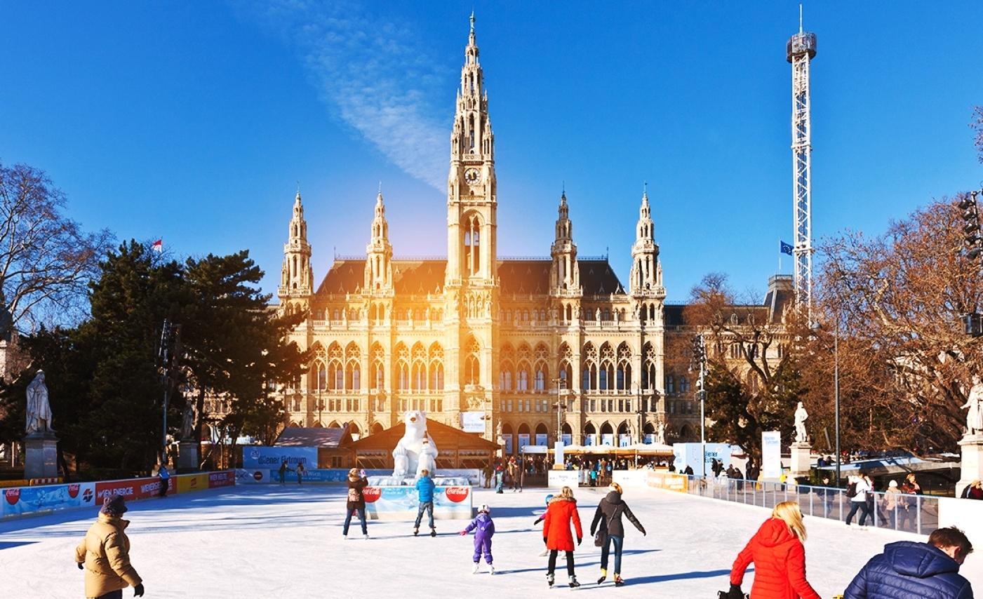 Новый год в Австрии 2020 – без ночных переездов!