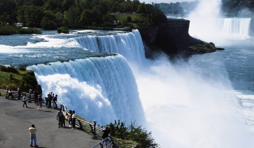 Путешествие в Нью-Йорк, Вашингтон, Чикаго и Ниагарский водопад