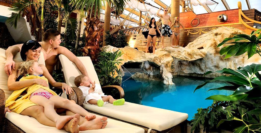 Уикенд в аквапарке Tatralandia – тур выходного дня в Словакию под Wizzair!