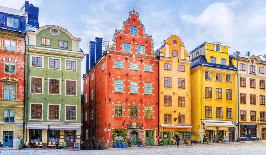 АВИА тур в Стокгольм с перелетом и питанием от 288 евро/чел