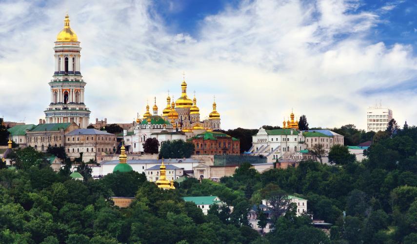 Незабываемые MICE Выходные в Украине: Киев + крепости Каменца – Подольского и Хотина