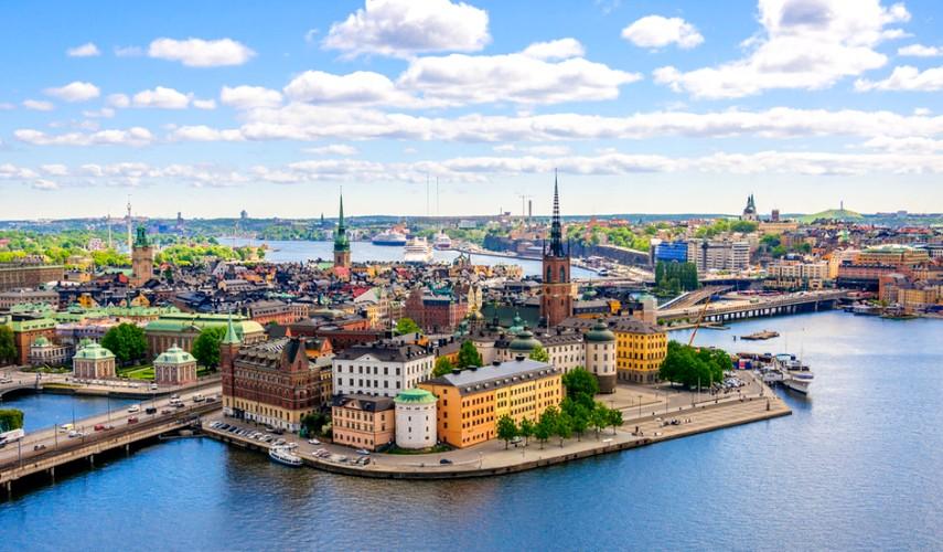 Автобусный тур в Стокгольм за 68 евро! Паром в стоимости тура