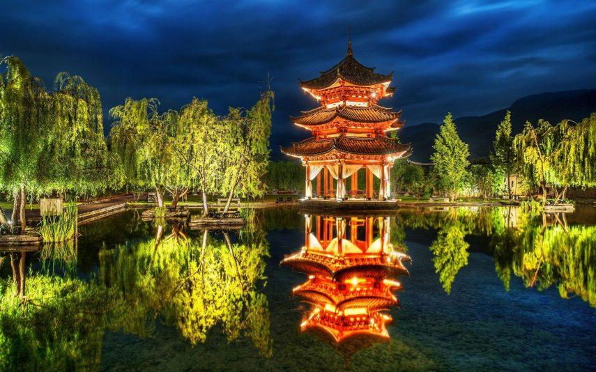 Уникальный Китай! Новинка 2020 года!