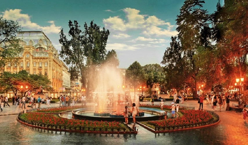 Weekend in Ukraine: Kiev + Odessa