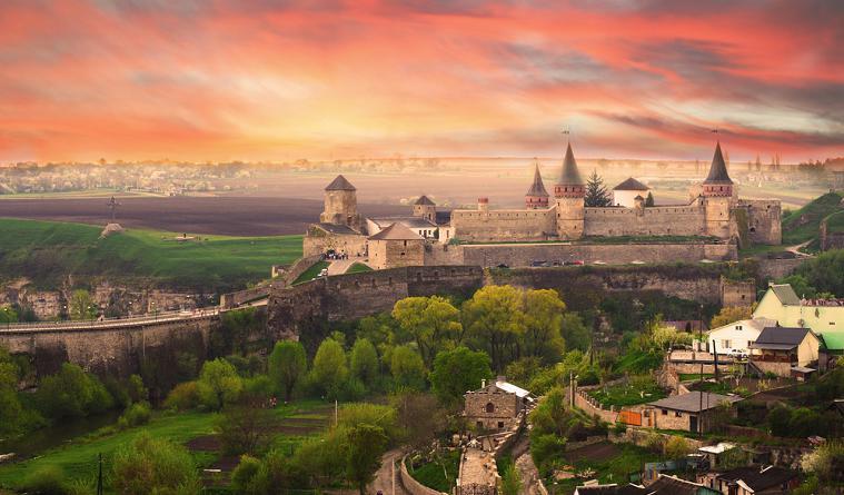Каменец Подольский, отдых в Украине