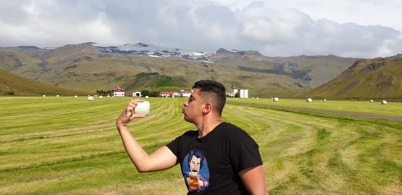 Неделя в Исландии за 689 евро.Самая теплая неделя в году! Такое возможно?