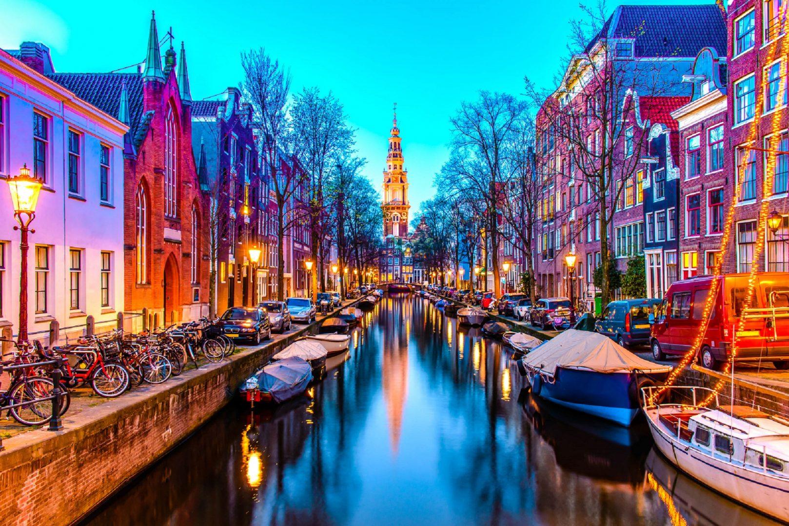 Инсентив–тур «Настоящая Голландия»