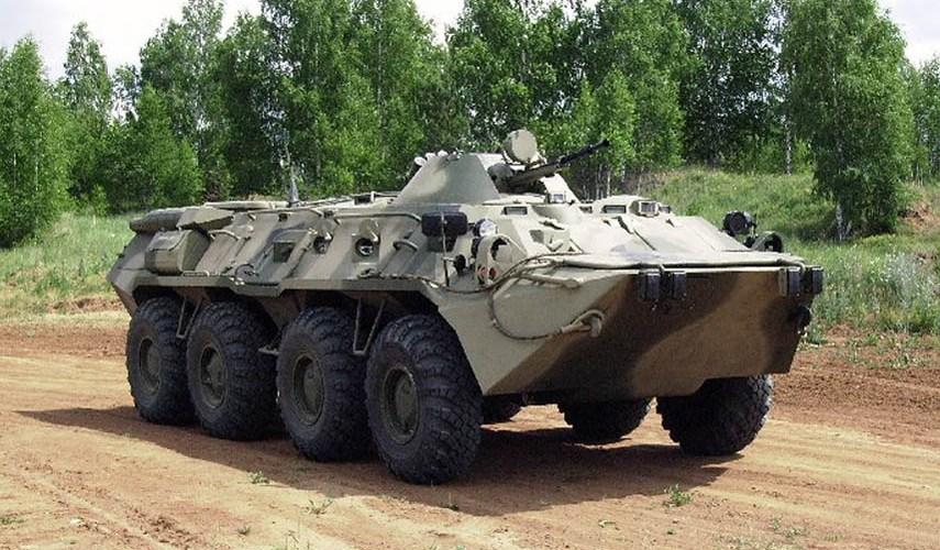 BTR DRIVING