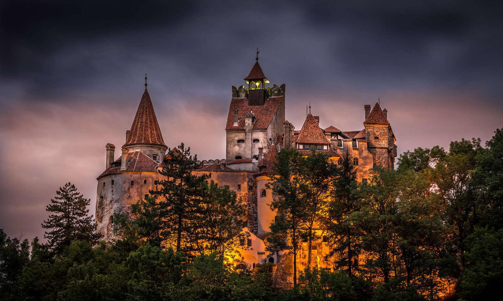 Выходные в Румынии: замки, Дракула (без Бухареста)!