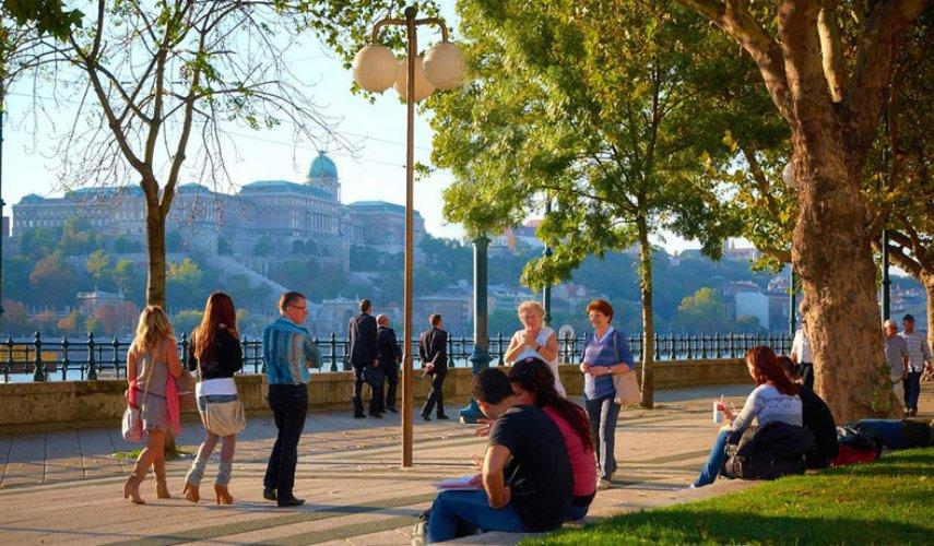 Майские праздники в Будапеште с перелетом а/к МАУ и питанием от 307 евро с человека