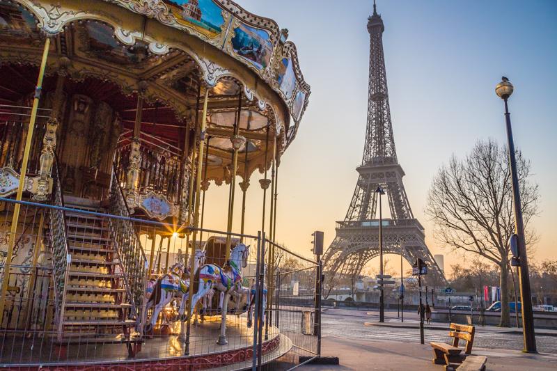 Париж и Нормандия с перелетом, питанием и экскурсиями за 632 евро