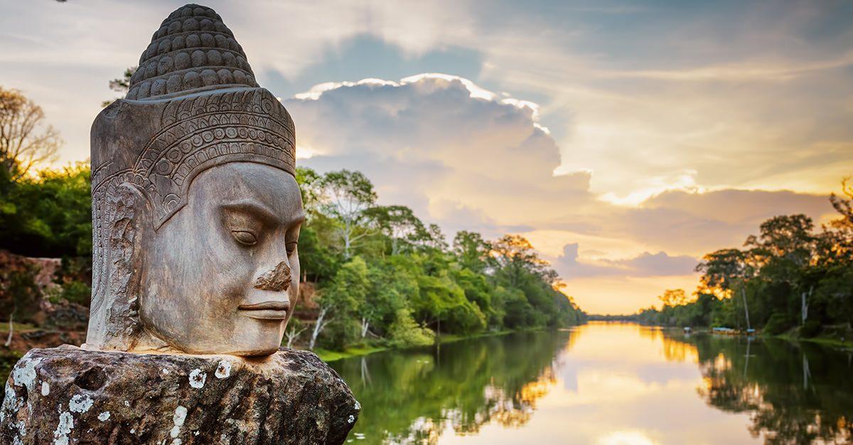 Каникулы в Камбодже