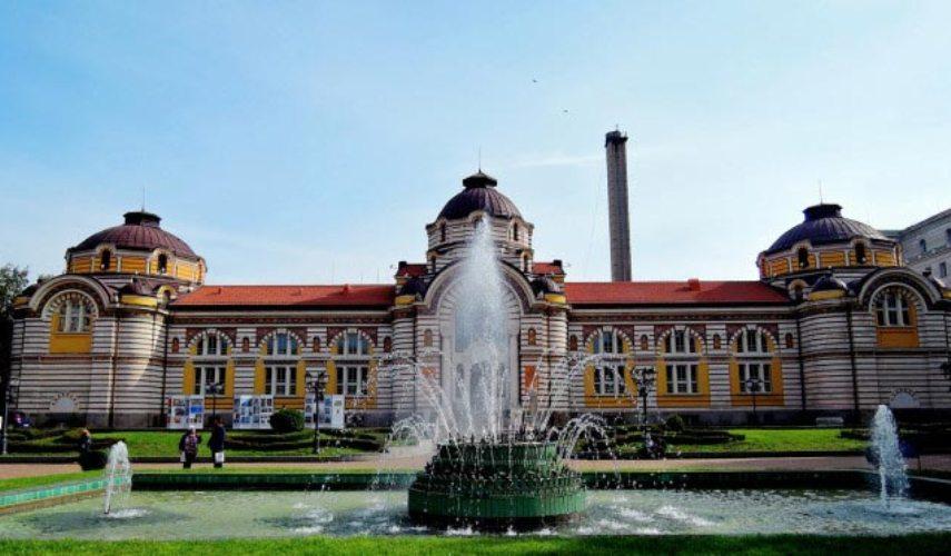 Уикенд в Софии! С перелетом и питанием