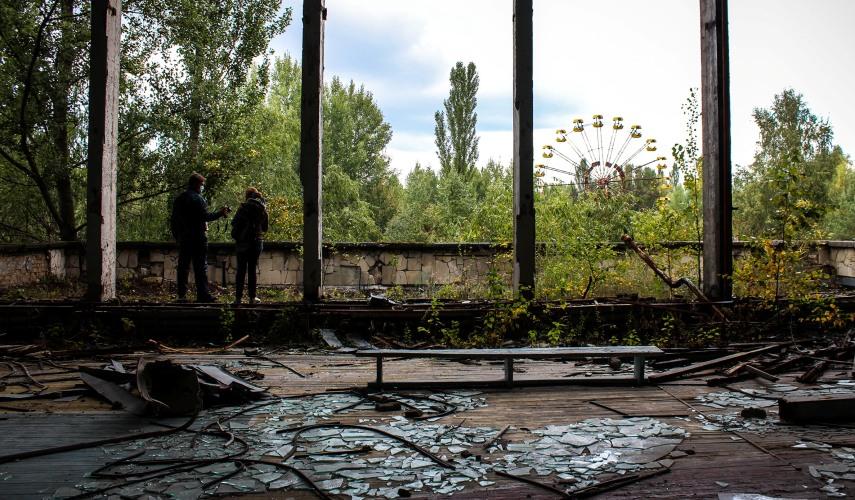 Двухдневная экскурсия в Чернобыльскую зону и Припять.