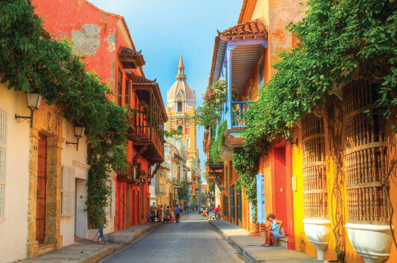 Колумбия: культура и солнце 2019