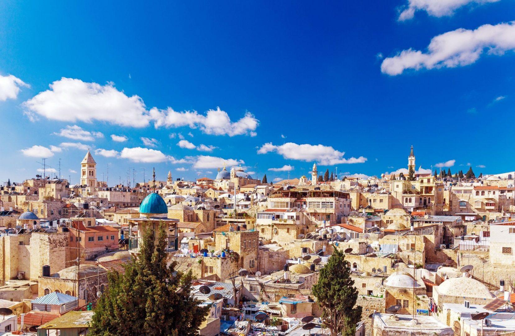 Солнечные истории Израиля