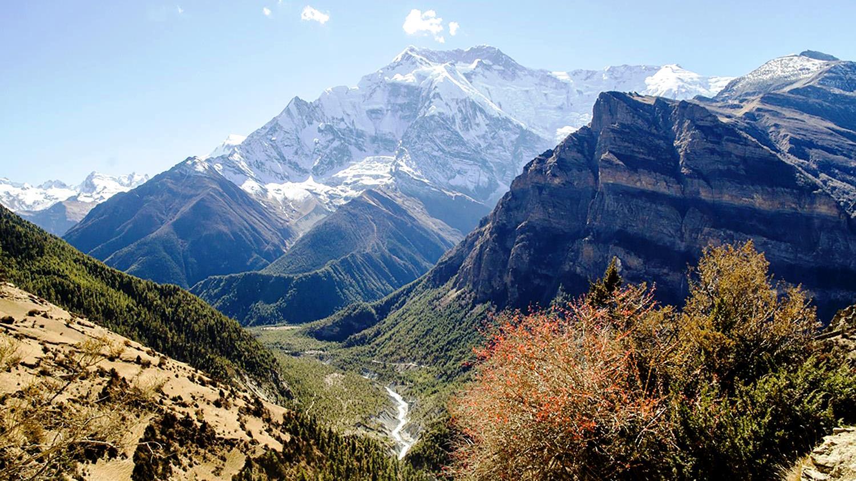 Треккинг к базовому лагерю Аннапурны – групповой тур в Непал