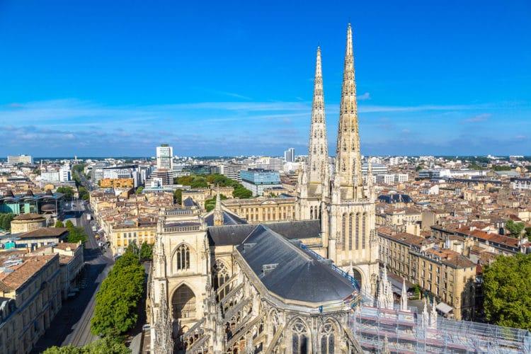 Париж и выходные в Бордо