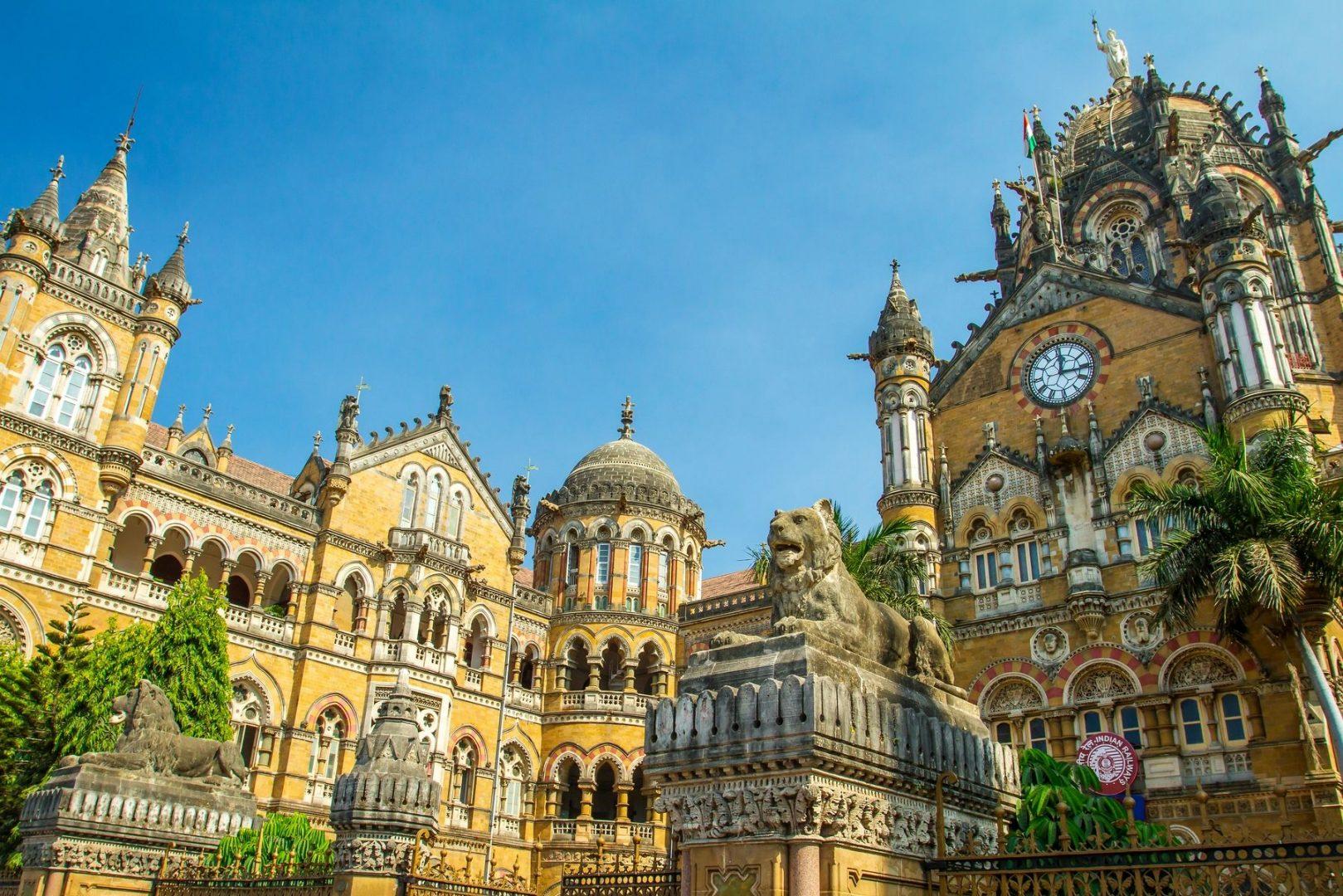 Мумбай и отдых в Гоа. Новинка!